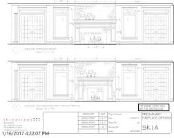 space planning and schematic design threetrees interiors document schematic designs to create a visual for design intent