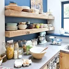 kitchen wall shelf ideas kitchen wall shelving cfresearch co