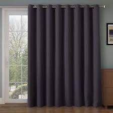 Blackout Patio Door Curtains Rhf Wide Thermal Blackout Patio Door Curtain Panel Sliding Door