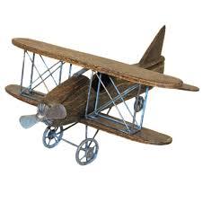 Airplane Weathervane Ecworld Enterprises 7741629 Urban Designs Model Toy Replica