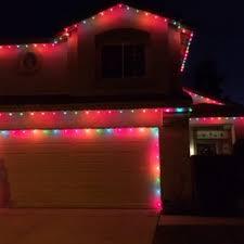 christmas lights riverside ca up on the house top christmas lighting 29 photos 11 reviews