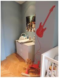 chambre garçon bébé musique rock chambre garçon bébé chambre bébé guitare cheval