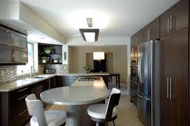 Slab Door Kitchen Cabinets by Echo Wood Slab Doors Kitchen Cabinetry Traditional Kitchen