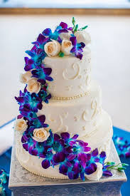 purple and blue wedding blue purple wedding