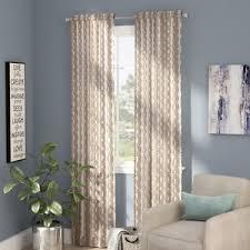 geometric curtains u0026 drapes joss u0026 main
