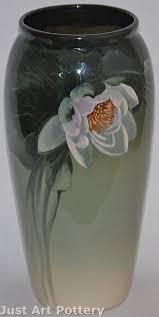 Weller Pottery Vase Patterns 73 Best Weller Images On Pinterest Weller Pottery American Art