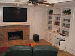 cool hang tv above brick fireplace small home decoration ideas