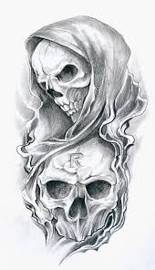 ghost tattoos ghost skull tattoo tattoo collections