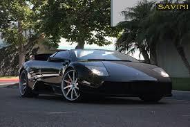 Lamborghini Murcielago 2014 - murcielago savini wheels