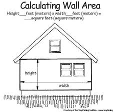 sq ft house calculate home shape