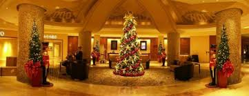 christmas tree rental service for businesses ambius