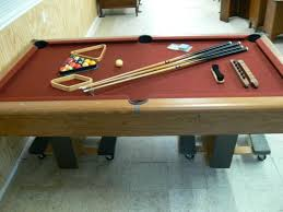 7 Foot Pool Table Amf Playmaster Slate Home Pool Table 7 Foot