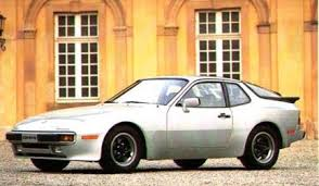 porsche 944 silver porsche 944 car photo gallery