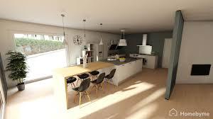 amenagement salon cuisine 30m2 amenagement salon cuisine luxe donner votre avis sur plan d
