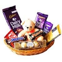 chocolate baskets gifts delivery to bangalore send rakhi gifts to bangalore