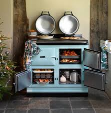 Aga Kitchen Appliances | brighten your kitchen with colored ranges