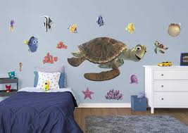 nemo friends collection wall decal shop fathead for finding nemo friends collection fathead wall decal
