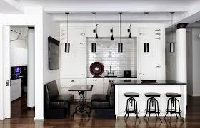 black kitchen decorating ideas black and white kitchens lightandwiregallery
