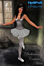 Ballet Halloween Costumes Marketplace Holipoli Dark Ballerina Crystal
