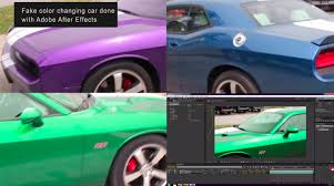 debunked paramagnetic paint color changing cars hoax after