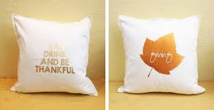 thanksgiving pillow covers