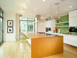 back painted glass backsplash kitchen modern with high gloss