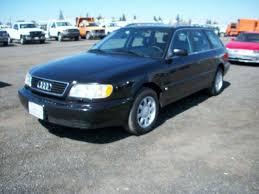audi a6 1995 1995 audi a6 station wagon