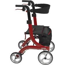 senior walkers with seat drive nitro style walker rollator walmart