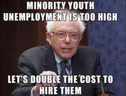No Sense Meme - exactly why bernie s economic plans make absolutely no sense meme