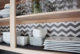 should i put shelf liner in new cabinets chevron cabinet liners kitchen cabinet liners kitchen