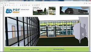 3d pdf maker for autodesk revit revit autodesk app store