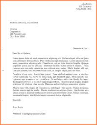 how to write formal letter how to write a formal letter to the 2