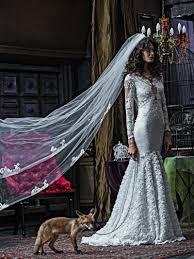 halloween themed wedding dresses from olvi u0027s