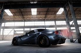ferrari f12 back spanish tuning firm bengala unveils ferrari f12 caballeria photo