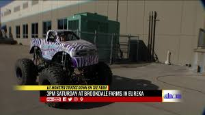 monster truck music video lil u0027 monster trucks down on the farm fox2now com