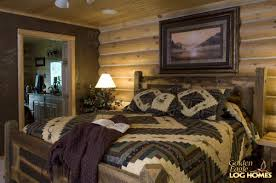 bedroom rustic themed bedroom the width of a queen size bed