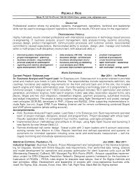 Technical Program Manager Resume 100 Agile Project Manager Resume Manager Cv Template