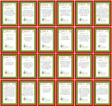 tree tradition free printable scripture