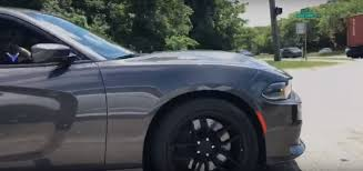charger hellcat is this the 2018 dodge charger hellcat widebody prototype has fat