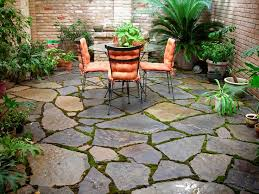 Best  Flagstone Patio Ideas Only On Pinterest Flagstone - Backyard designs images