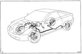 index of pdf t23 toyota celica service manual 00 up braking