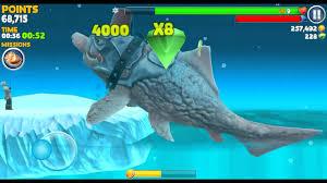 hungry shark map hungry shark evolution arctic land portal update 2015