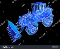 halo warthog blueprints perspective blueprint earthmover stock illustration 3840061