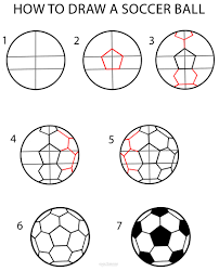 diary picture 100 365 how to draw a soccer ball one of my