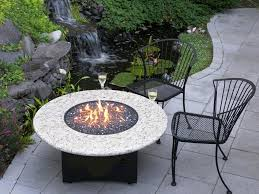 Propane Outdoor Fire Pit Table Outdoor Fire Pit Table Propane U2014 Jen U0026 Joes Design Best Outdoor