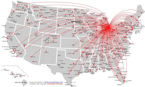 map kona usa delta airlines route map airlines route map america from