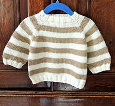 Ravelry Easy As Abc Top Down Raglan Baby Sweater Pattern By