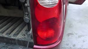 how to change taillight ford explorer sport trac youtube