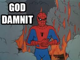 Spiderman Meme Generator - spiderman meme template