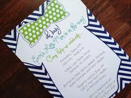 bow tie baby shower ideas bow tie baby shower invitations plumegiant
